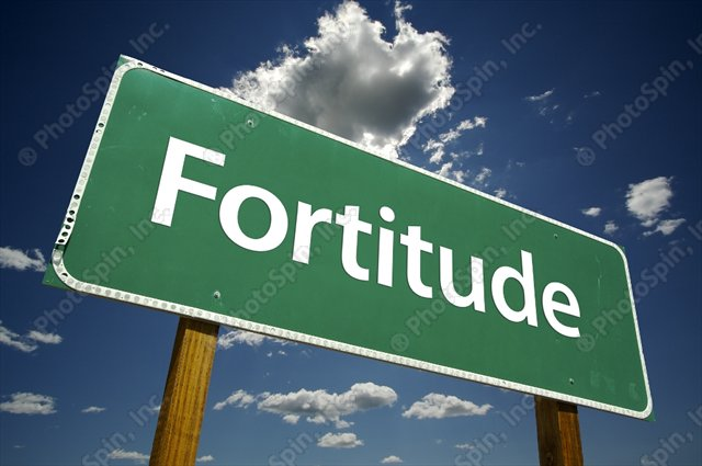 Fortitude (Word Of The...