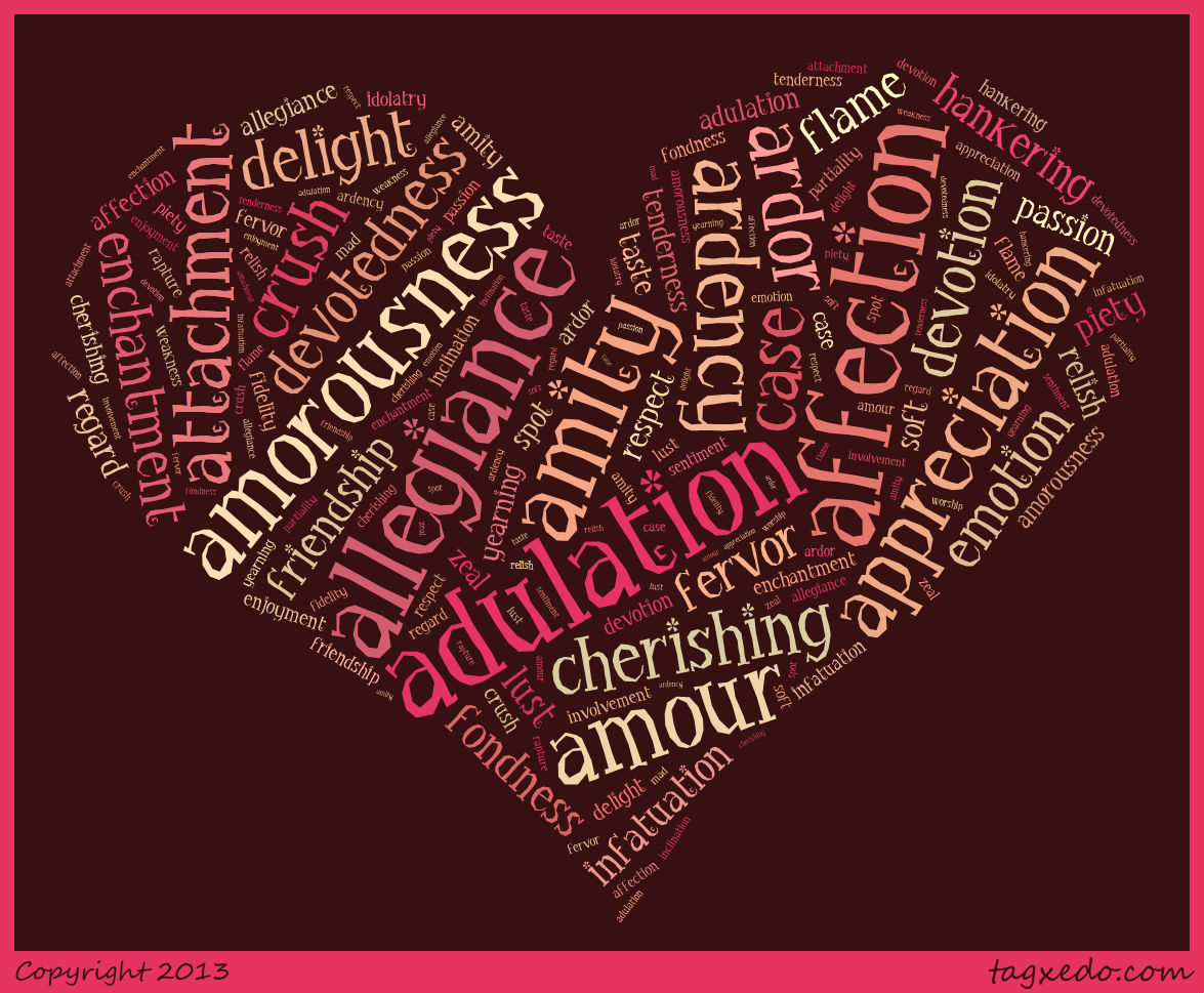 Synonyms Unconditional Love
